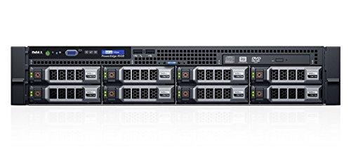 DELL PowerEdge R530 1.6GHz E5-2603V3 Armadio (2U) server