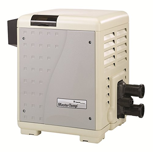 PENTAIR WATER POOL AND SPA 461021 400 ASME Natural Gas Heater