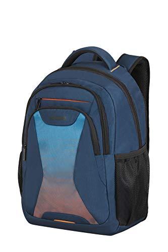 American Tourister At Work - 15.6 Pulgadas Mochila para Portátil, 45 cm, 25 L, Azul (Blue Gradation)