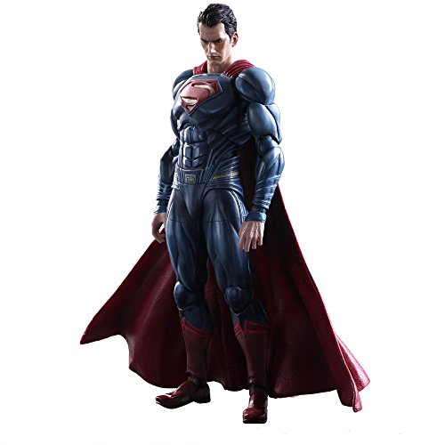 Square Enix Figurine Play Arts Kaï - Superman (Batman v Superman : L'Aube de la Justice)