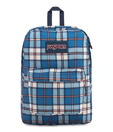 JanSport Superbreak Backpack (Check me Plaid)