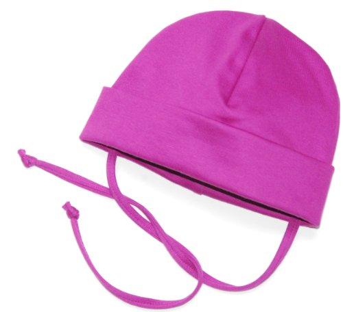 mein-name Bonnet bébé Bonnet, Bonnet pour bébé, Nouveau-né, bébé des Cadeaux - Violet - Small