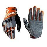 Hebo Stratos Handschuhe, Unisex, Orange, Medium -