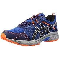 Asics Gel-Venture 7, Sneaker Mens, Electric Blue/Sheet Rock