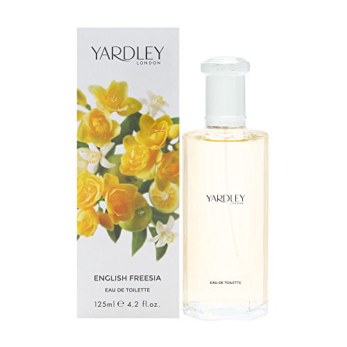 Yardley London Englisch Freesie Eau de Toilette Spray, 125 ml