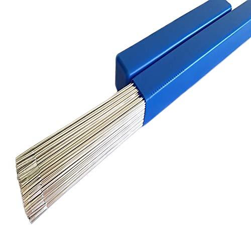 """ER5356 Aluminum TIG Welding Filler Rods 1/16"""" 3/32"""" 1/8"""" x 36"""" 5LBS 10LBS (3/32"""" 10LBS)"""