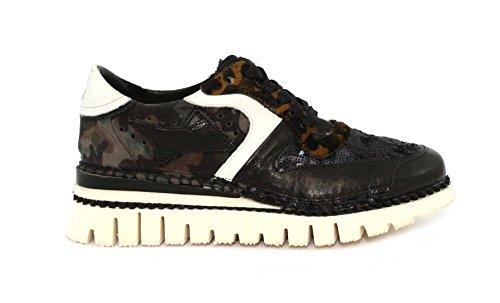 Sneaker A.S. 98 850102 Combi 1 Nero Taglia 41 - Colore Mimetico/Glitter
