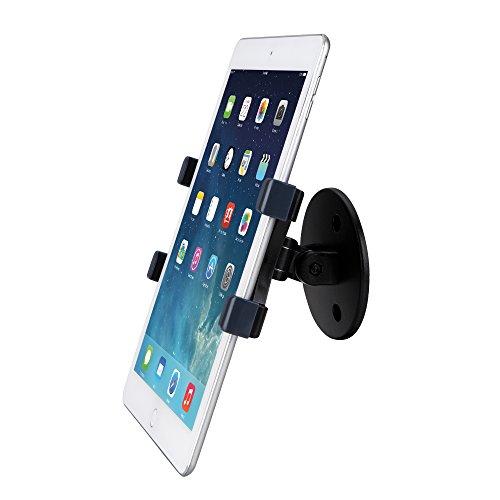 AboveTEK Tablet Halter, Wandhalterung Tablet Halterung mit 360 ° Swivel für 6-13