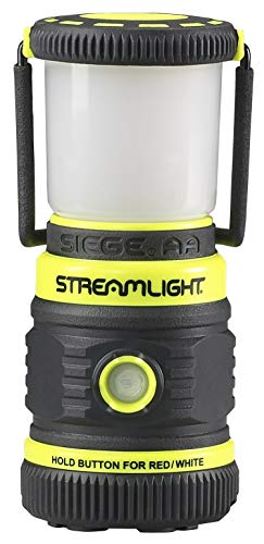 Streamlight 44943 Siege AA with Magnets-Yellow aimants-Jaune