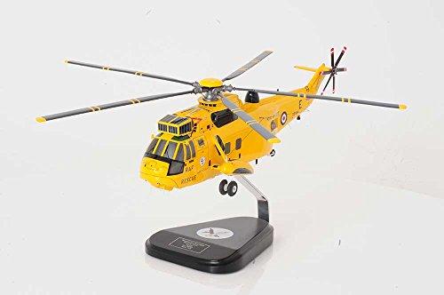 Bravo Delta Seaking Hubschrauber SAR RAF Modell