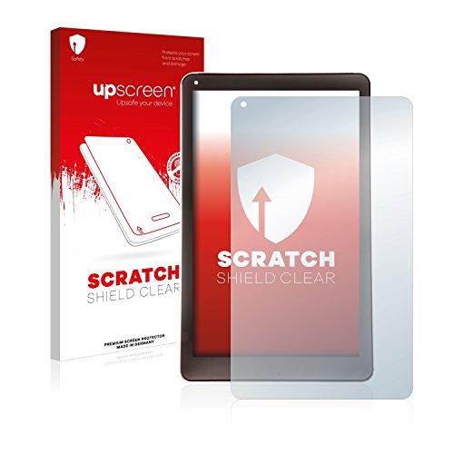 upscreen Schutzfolie kompatibel mit Xido Z110 – Kristallklar, Kratzschutz, Anti-Fingerprint