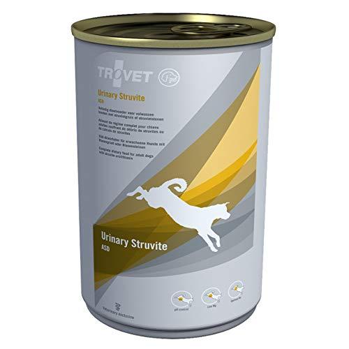 Trovet Urinary Struvite ASD Diät Hundefutter 6x400g