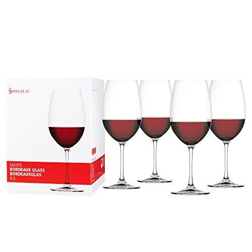 Spiegelau Salute Bordeauxglas Set/4 472/35 4720177