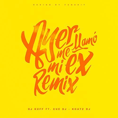 DJ Kuff, Cue DJ & Koatz DJ