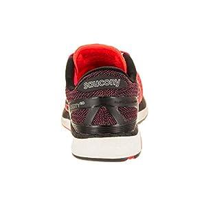 Saucony Women's Liberty ISO Running Shoe 7.5 Red