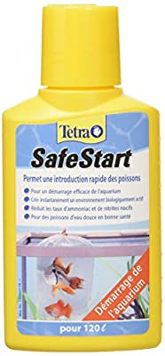 TETRA SafeStart - Ensemencement bactérien pour Aquarium - 100ml