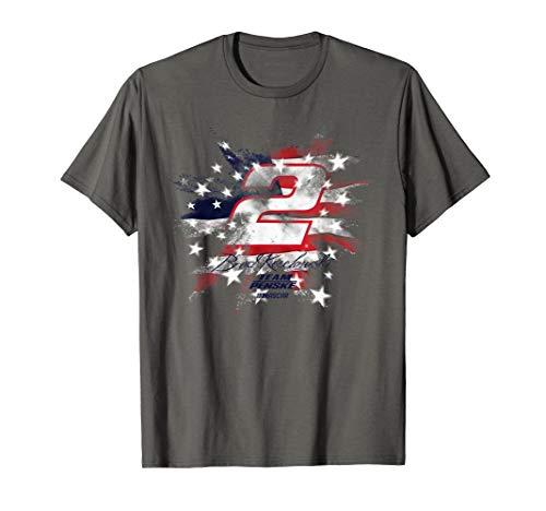 NASCAR - Brad Keselowski - Fireworks T-Shirt