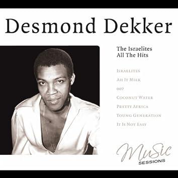 Desmond Dekker - The Israelites, All The Hits