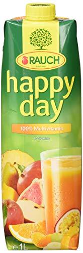 Rauch Happy Day Multivitamin, 6er Pack (6 x 1 l)