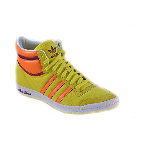 ADIDAS Adidas top ten hi sleek zapatillas moda mujer