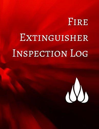 Fire Extinguisher Inspection Log
