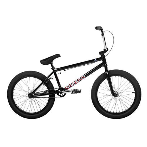 Subrosa 2020 Salvador XL - BMX completa, 21', colore: Nero lucido