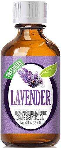 Lavender Essential Oil - 100% Pure Therapeutic Grade Lavender Oil - 120ml