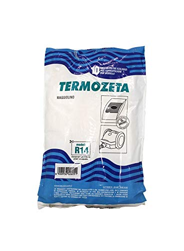 TZ2 confezione 10 pezzi sacchetto aspirapolvere di ricambio compatibile con: marca termozeta , severin , elettrozeta , amstrad , de longhi , imetec , samsung controllare la compatibilita' modelli con i dati nella descrizione.