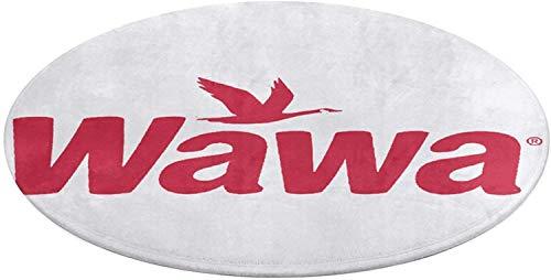 Coral Velvet Mat Cozy Floor Mat Entrance Mat Shaggy Mat Wawa Floor Mat Round