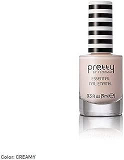 Pretty by Flormar Essential Nail Enamel Creamy 003