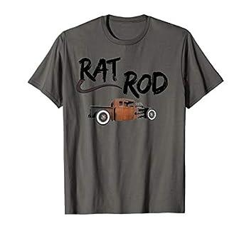 Rat Rod Classic Vintage Hot Rod T-Shirt