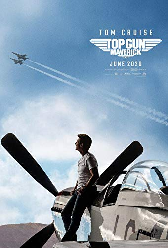 Top Gun: Maverick - Authentic Original 27x40 Rolled Movie Poster
