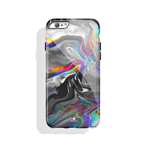 iPhone 6 Plus & iPhone 6s Plus Case for Girls, Akna Marble Design Hard Sillicon Cover (892-US)