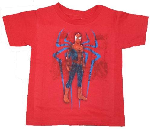 Marvel Comics The Amazing Spiderman Logo Graphic T-Shirt
