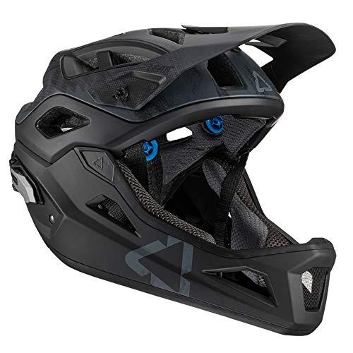 Leatt Enduro MTB-Helm 3.0 Schwarz Gr. M