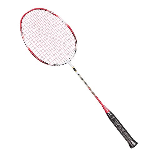 Raquete de Badminton Gosen Roots Triton Vermelha