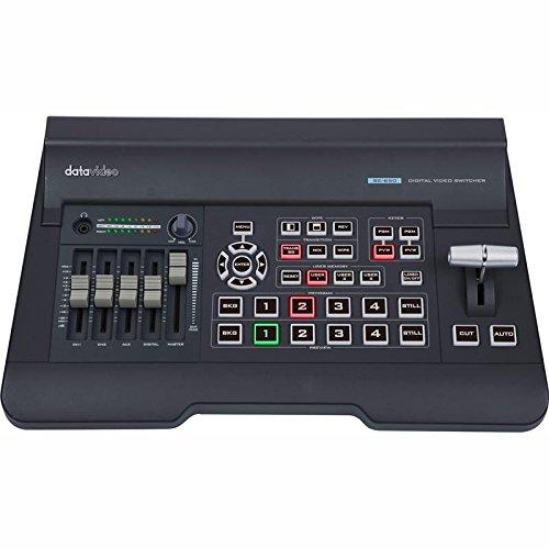 datavideo SE-650 HD 4-Channel Digital Video Switcher