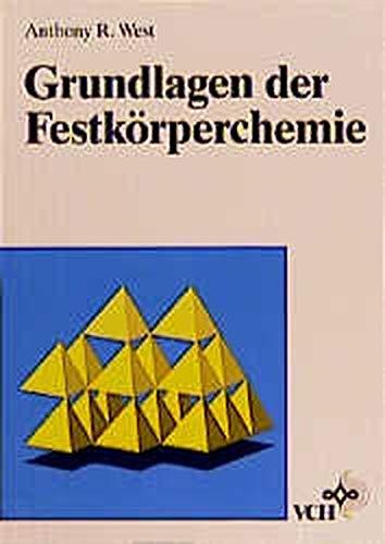 Grundlagen der Festkörperchemie