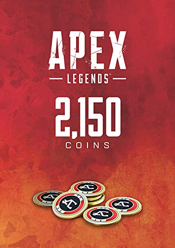 APEX Legends - 2,150 Coins | Código Origin para PC