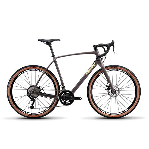 Best Prices! Diamondback Bicycles Haanjo Carbon 5, Adventure Road Bike, 53cm