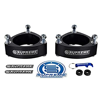 Supreme Suspensions - Front 2.5  Lift Kit for 1996-2004 Nissan Pathfinder and 1997-2003 Infiniti QX4