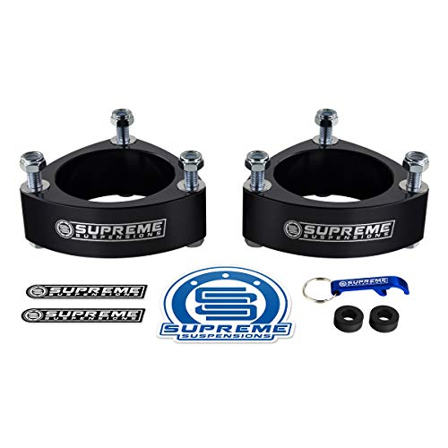 Supreme Suspensions - Front 2' Lift Kit for 1996-2004 Nissan Pathfinder and 1997-2003 Infiniti QX4