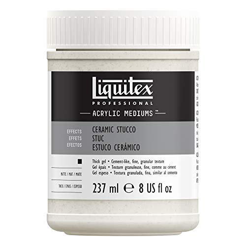 Ceramica Liquitex Stucco-8 once
