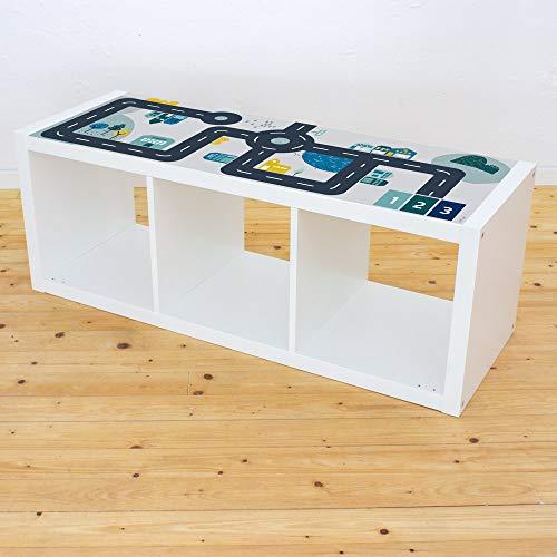 Limmaland - Adhesivo Decorativo para Muebles con diseño de Calles ...
