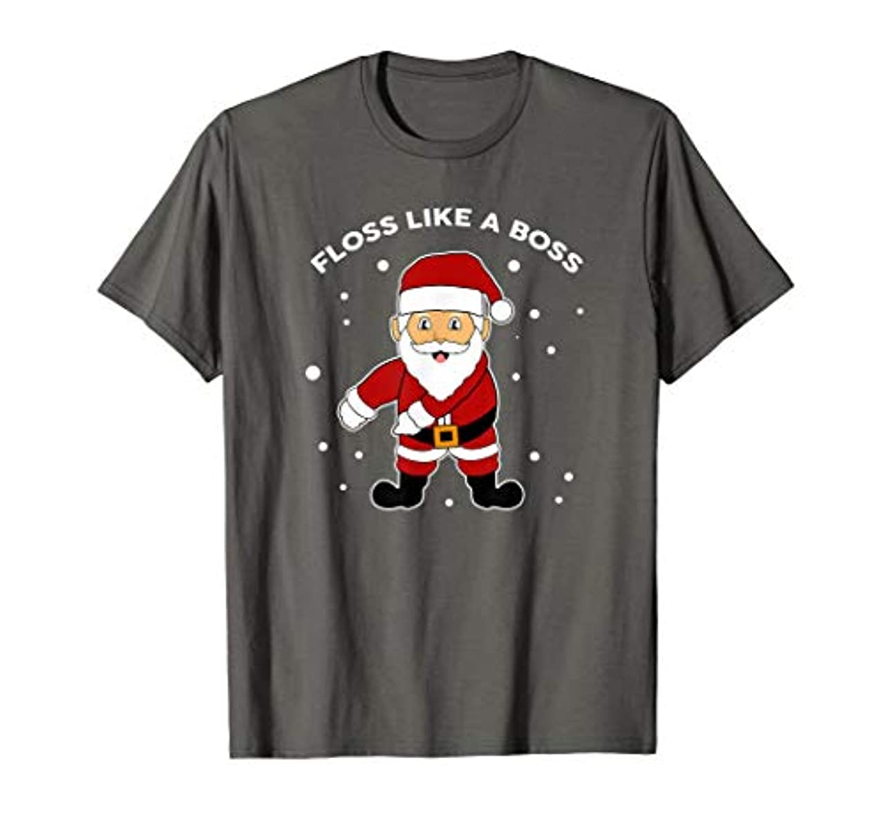 Floss Like A Boss Shirt | Xmas Santa Lovers T-Shirt Gift