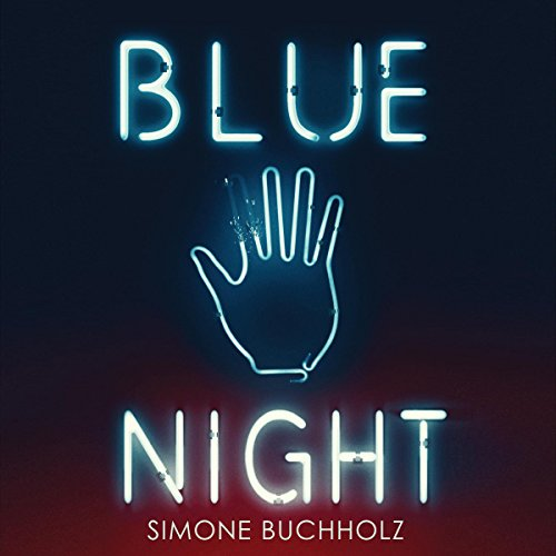 Blue Night audiobook cover art