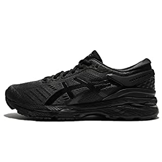 ASICS Men's Gel-Kayano 24 Running Shoes, Black (Black/Black/Carbon 9090), 8 UK 42.5 EU (B0782WD6WD) | Amazon price tracker / tracking, Amazon price history charts, Amazon price watches, Amazon price drop alerts