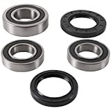 Pivot Works New Wheel Bearing Kit PWRWS-S05-000 for Suzuki DL 1000 V-Strom 1300...