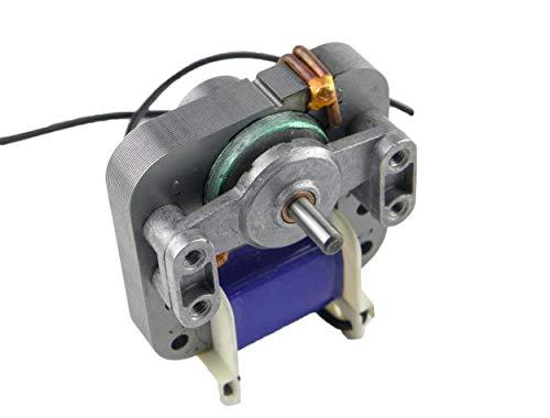 Motore asincrono monofase ombreggiato AC 220V 2700 RPM Alta velocità Rumore basso per ventilatore di scarico