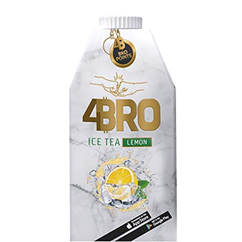 4Bro Ice Tea - Lemon - 8 x 500ml